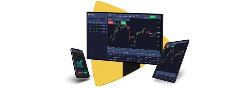hftrading trading platform