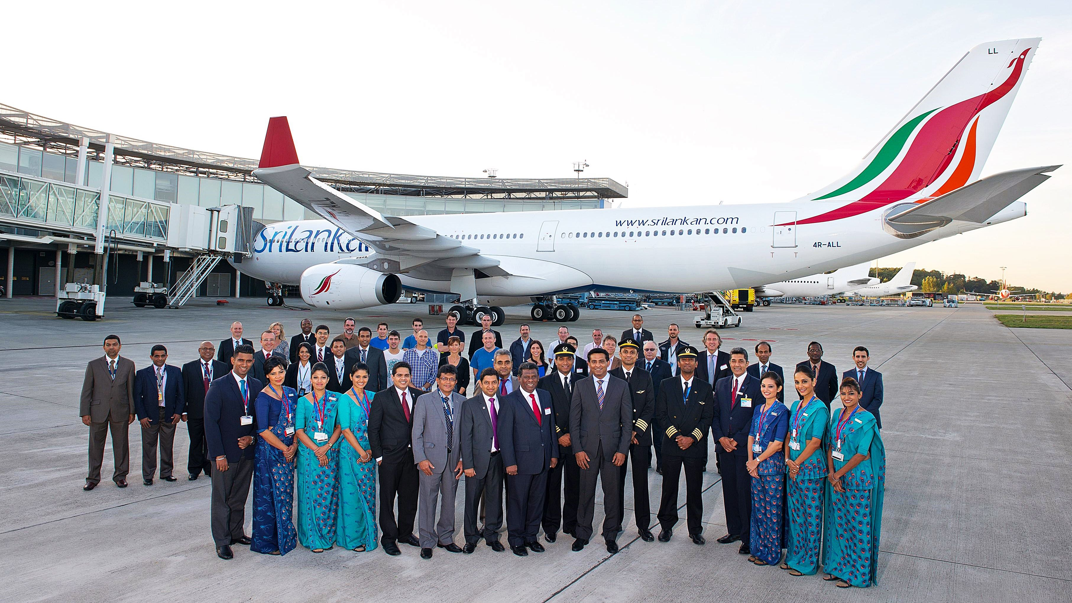 SriLankan Airlines - Airbus A330-300