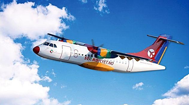 stordflyet - dat -ATR-42