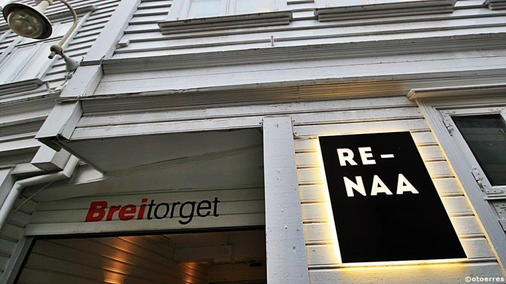 RE-NAA - restaurant - Breitorget - - Stavanger - Michelin