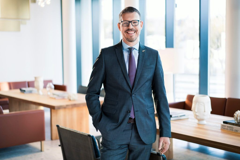 Jens Brandin - hotelldirektør - Radisson Hotel Group