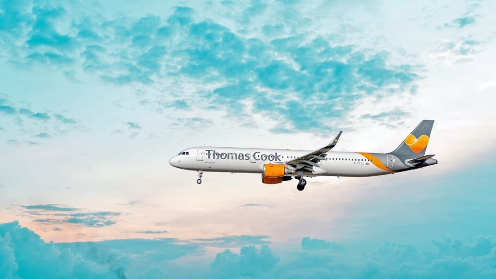 Airbus A 321 - Thomas Cook Airlines Scandinavia