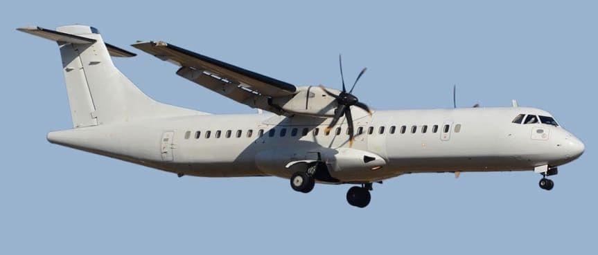 Air Leap - ATR 72-500 - Turboprop
