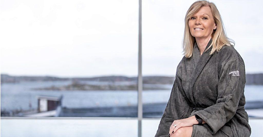 Marit Bjørnland - Direktør - Tanumstrand - Bohuslän - Sverige