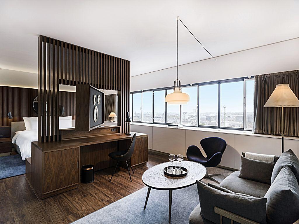 Renovert gjesterom - Radisson Collection Royal Hotel - København