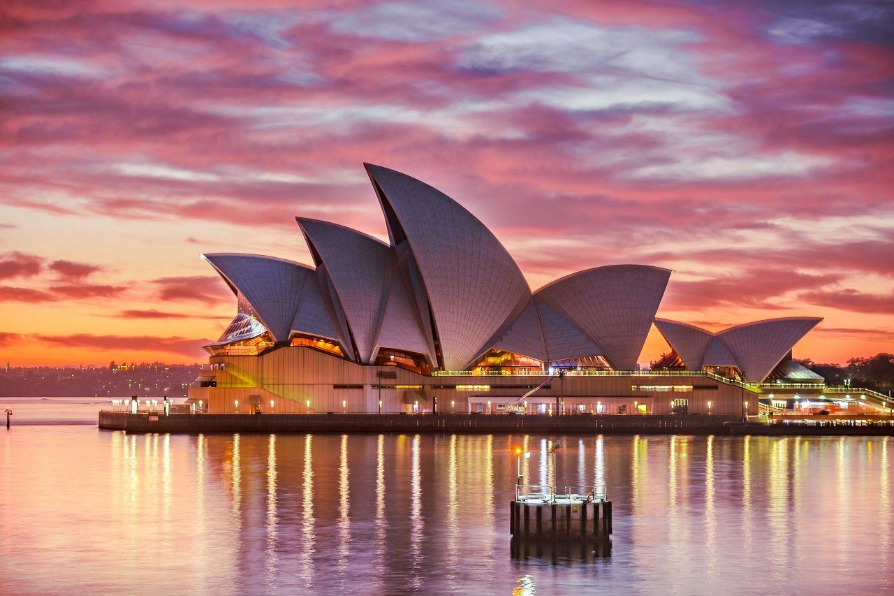 Operahuset - Sydney - New South Wales - Australia - Keith Zhu