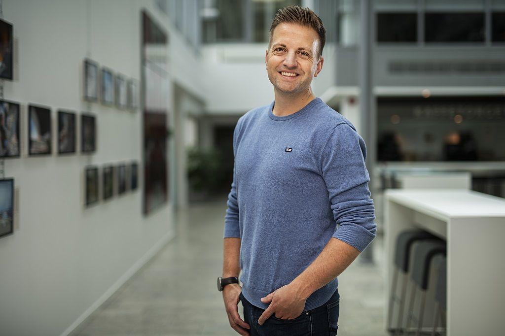 Andreas Bibow Handeland - kommunikasjonsrådgiver - If - Europeiske Reiseforsikring