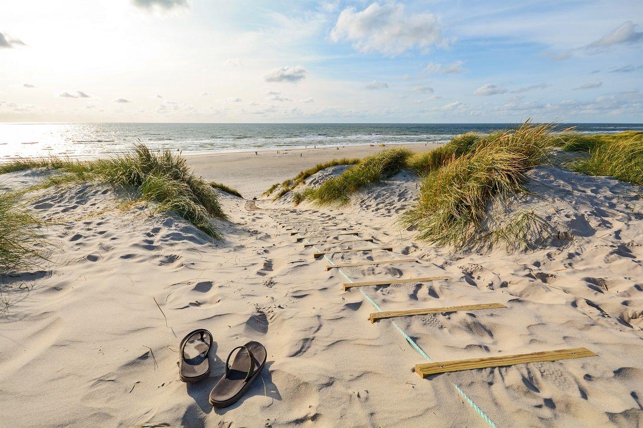 Henne Strand - Jylland - Vesterhavet - Danmark - Apollo