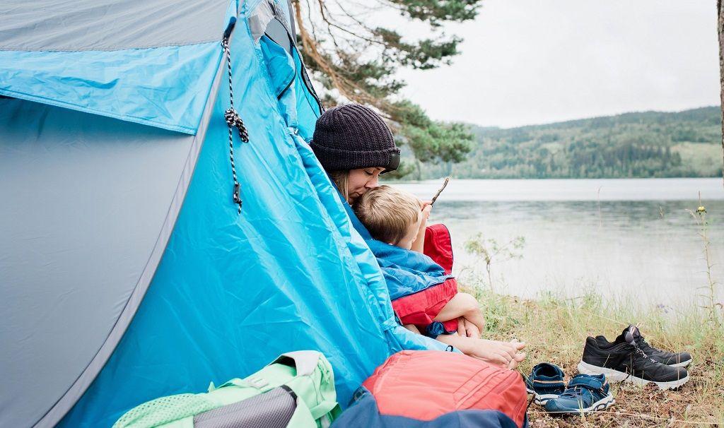Telttur - Ferie - Camping - Friluftsliv - Unicef