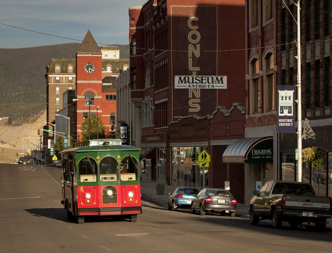 Butte - Montana - The Great American West - USA