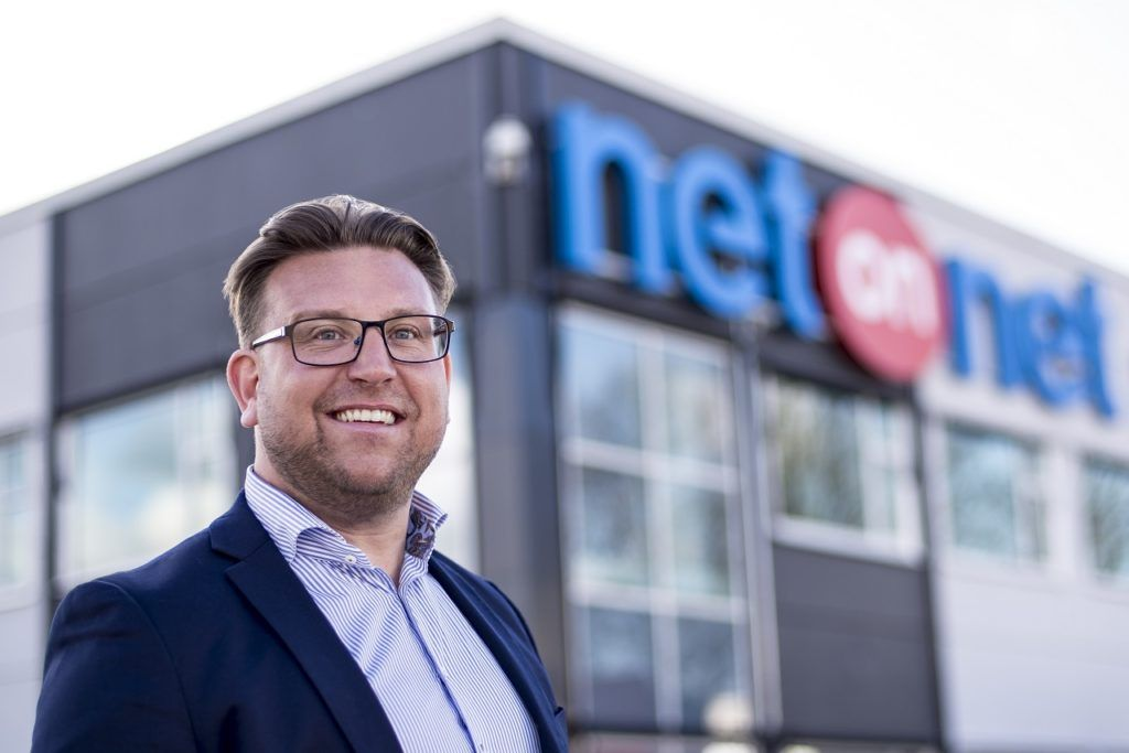 Peter Andersson - NetOnNet - Norge