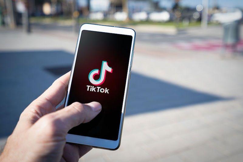 Mobiltelefon - TikTok - Data - VPN- USA