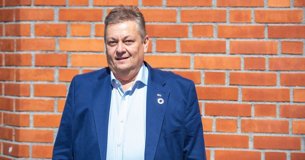 Trond Markussen - President i NITO