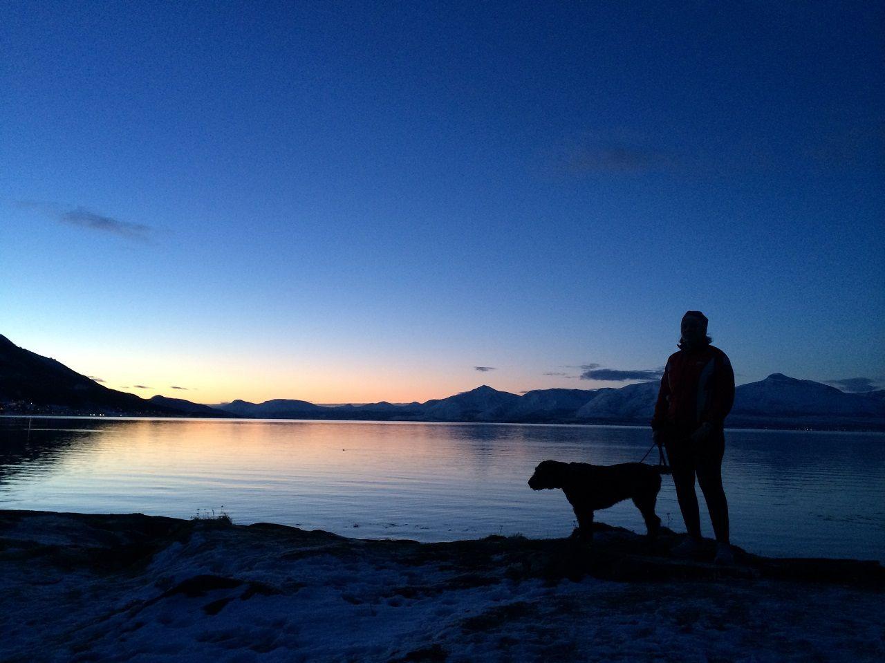 Tromsømarka alle årstider - Henrik Romsås - Norsk Friluftsliv
