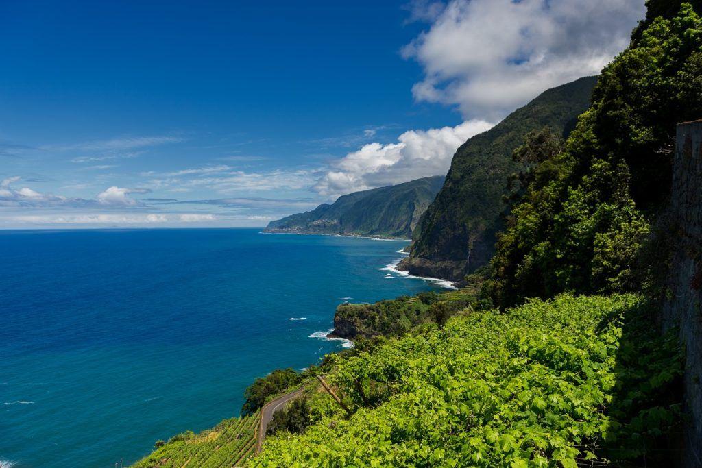 Seixal - nordkysten - Madeira - Portugal