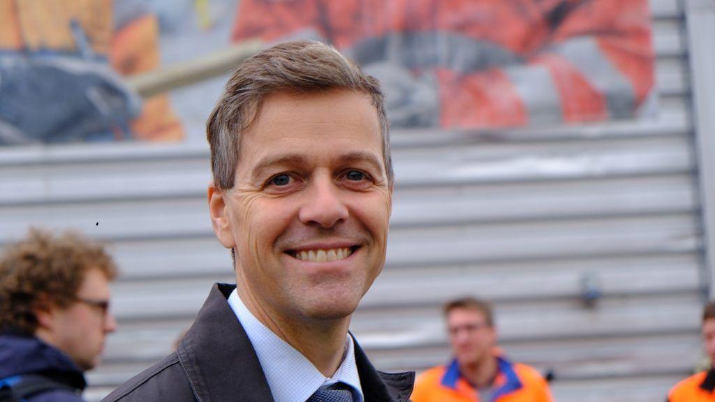 Knut Arild Hareide - Statsråd