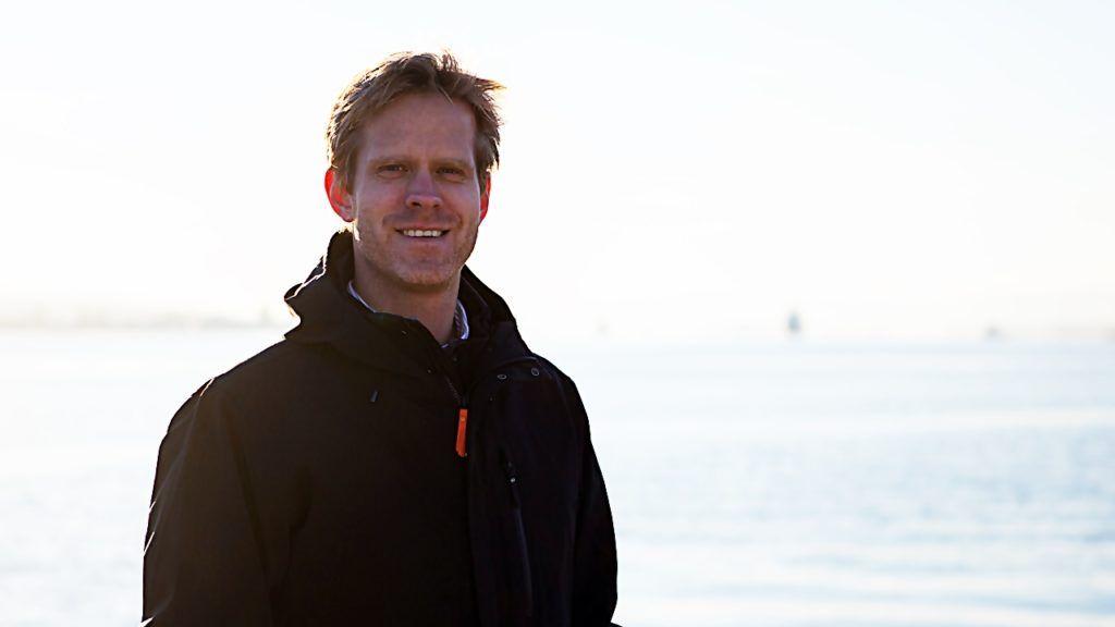 Petter Mørland Pedersen - Seiler - Ingeniør - Oppfinner - Lift Ocean