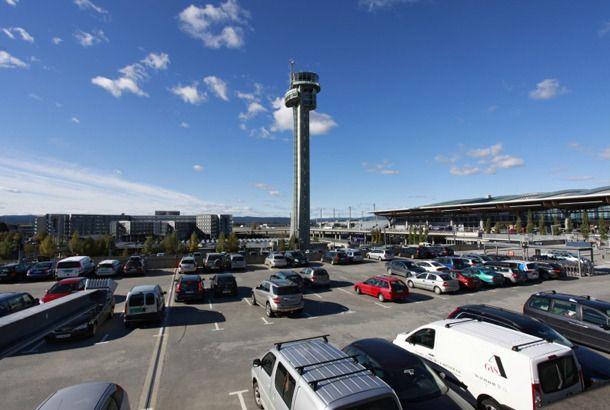 Parkeringsanlegg - Avinor Oslo lufthavn - Gardermoen