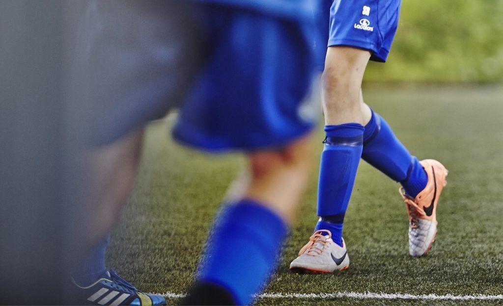 Fotball - Spillere - nærbilde - Norges Idrettsforbund