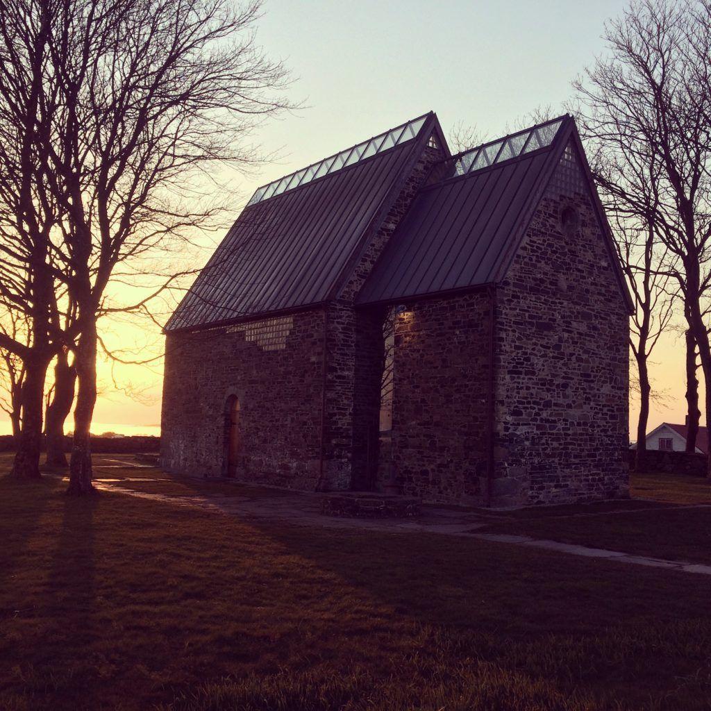 Sola ruinkirke - Sola - Jæren - Rogaland
