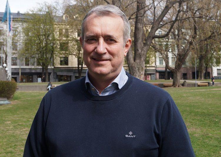 Thomas Gillespie - Direktør - First Hotels