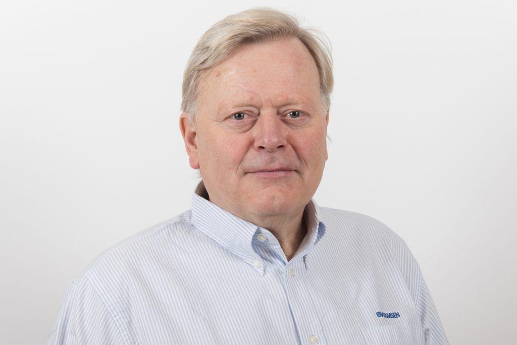 Thor Arve Øveraasen - direktør - Øveraasen AS
