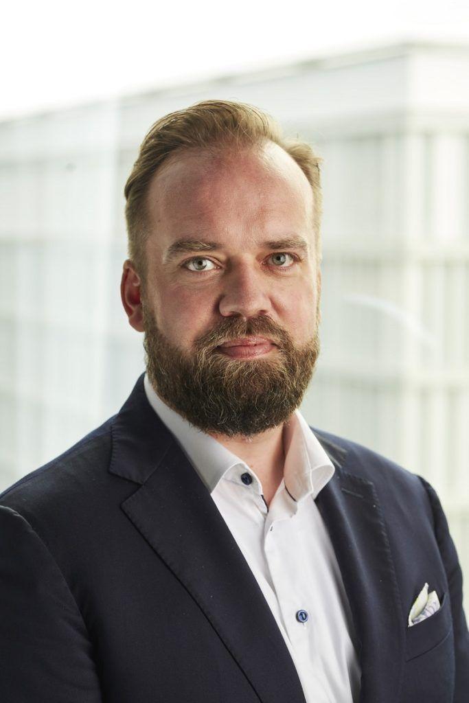 Jesper Olesen - Hotelldirektør - Comfort Hotel Copenhagen Airport og Clarion Hotel Copenhagen Airport