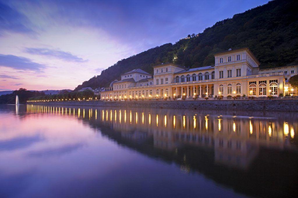 Lahn - Kasino - Bad Ems - Tyskland - Unesco