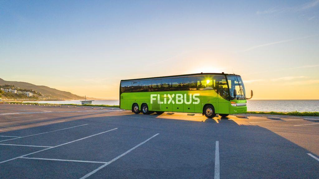 Buss - FlixBus - Brasil