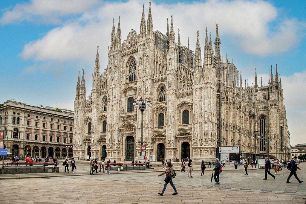 Duomo di Milano - katedral - Milano - Italia
