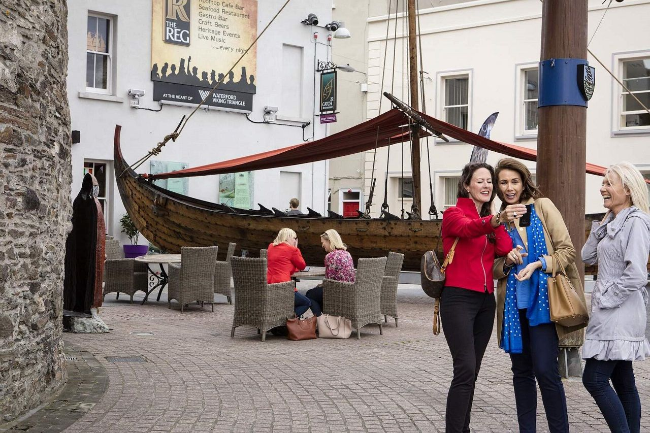 Waterford Viking Triangle - Waterford - Irland