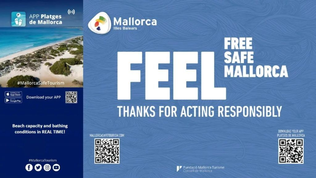 App - Feel Safe Mallorca - -tourspain.es -