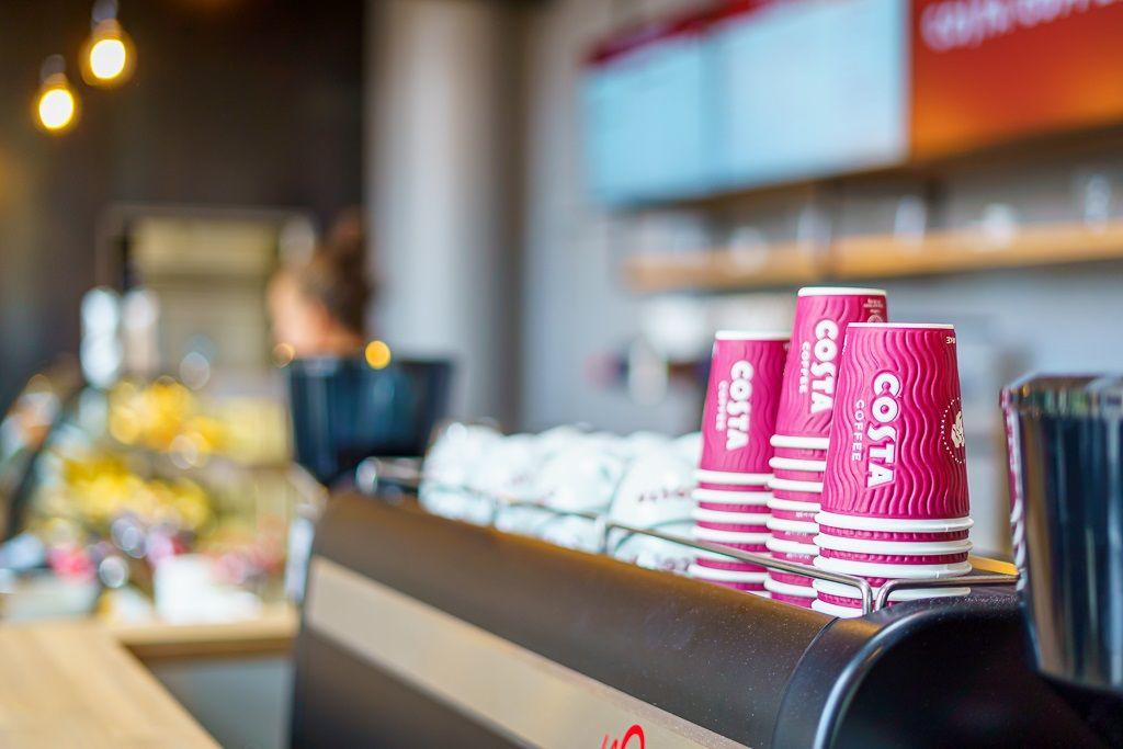 Costa Coffee - BI Nydalen - Coca Cola - 2021