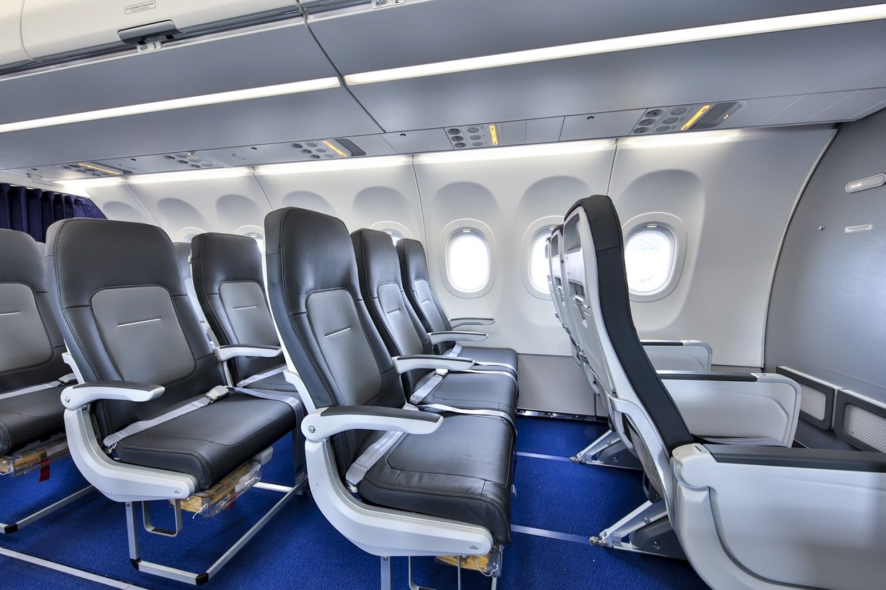 Airspace Cabin - Airbus 320 family - Short Haul - Lufthansa Group