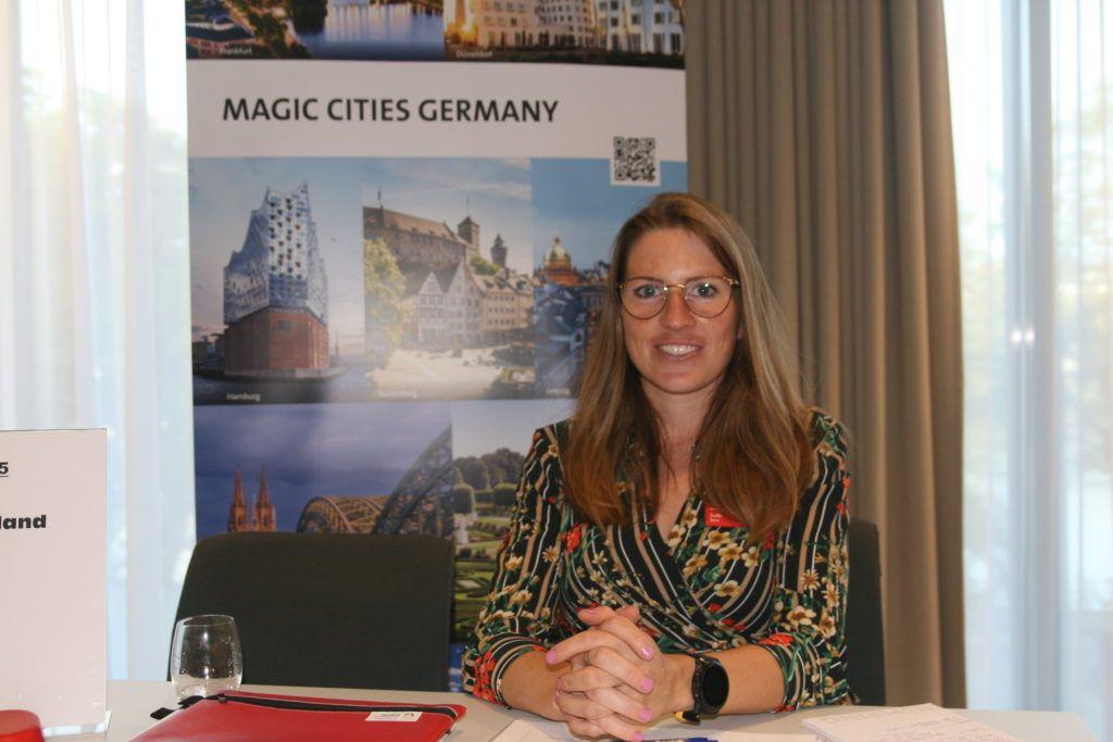 Joelle Janz - Turistsjef - DZT - Tysklands turistkontor - Norge