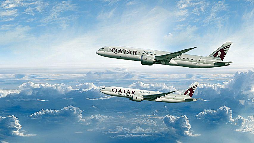 Qatar Airways - Fly - Formasjon