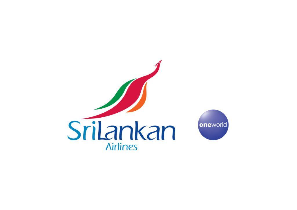 Logo - SriLankan Airlines - oneworld alliance
