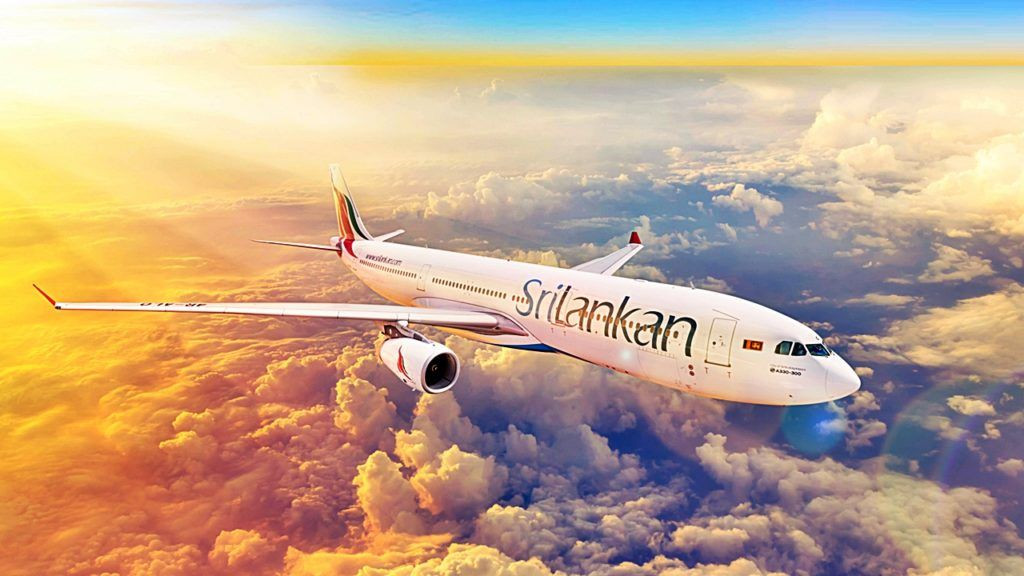 Airbus A330-300 - SriLankan Airlines