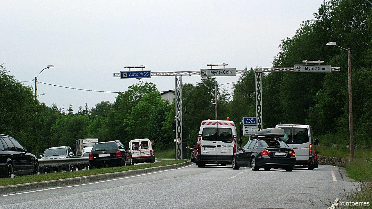 Bomstasjon - Bråstein - E39 - Sandnes - Norge