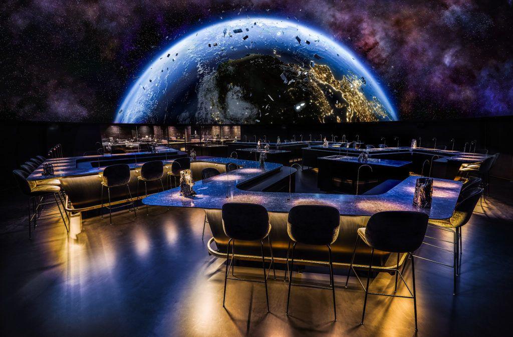 Alchemist - Restaurant - Michelinstjerner - Danmark