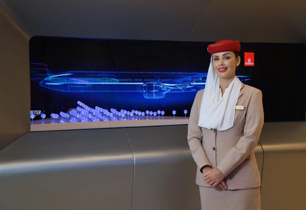 Emirates - EXPO 2020 - Verdensutstilling - Dubai