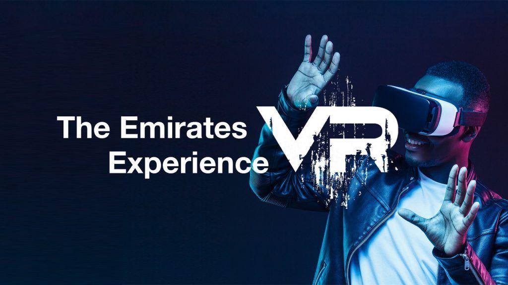 Emirates - VR-app i- Oculus Store