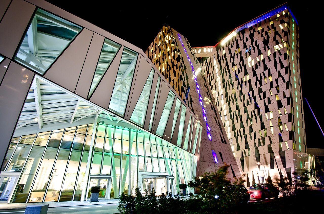 AC Hotel Bella Sky - Messehotell - Bella center - Amager - København - Danmark