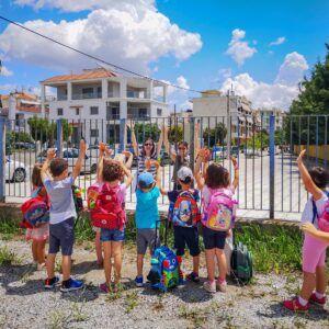 Το εκπαιδευτικό πρόγραμμα «Γίνε kookoonari» σε Κομοτηνή και Τήνο