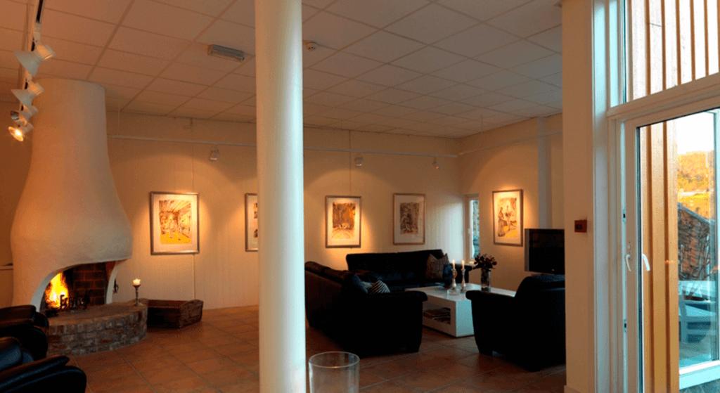 Bildet av galleriet