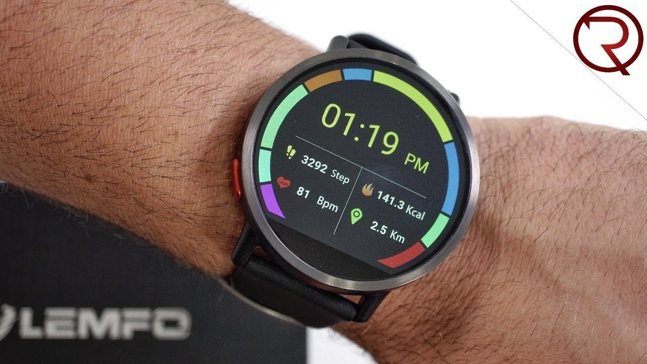 LEMFO LEM X Review – The Smartwatch That Could Replace Your Phone