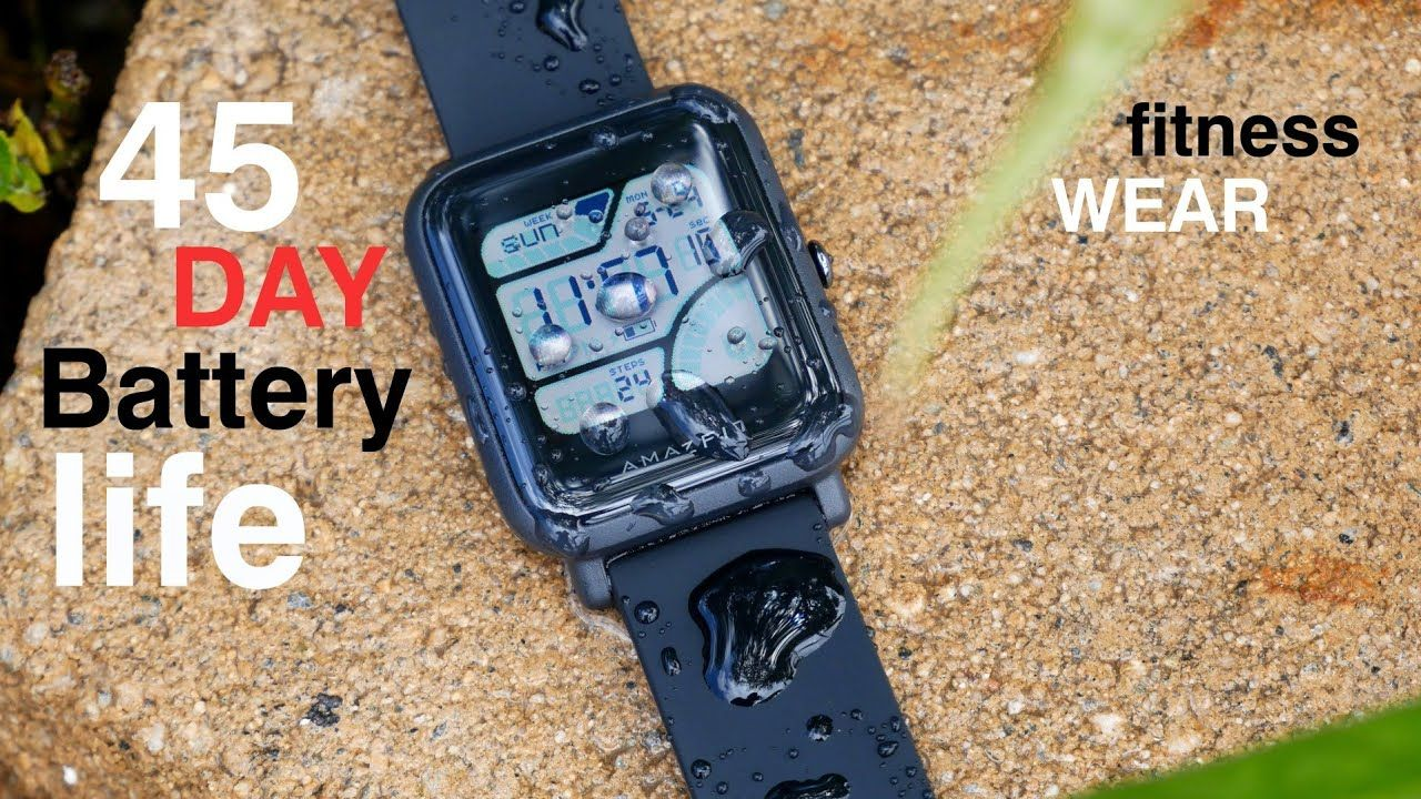 Amazfit Bip Review   Best Affordable Smartwatch of 2018