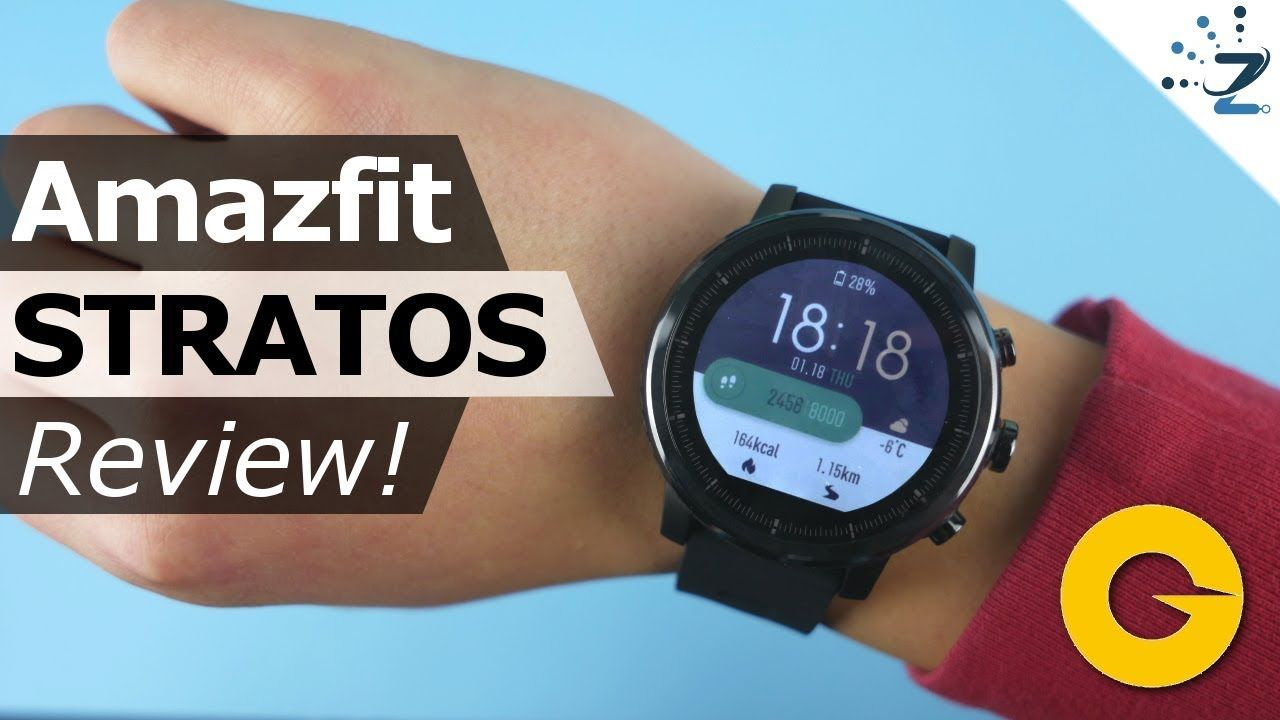 Xiaomi Amazfit Stratos Review (English): Awesome Smartwatch… but I hate it ?