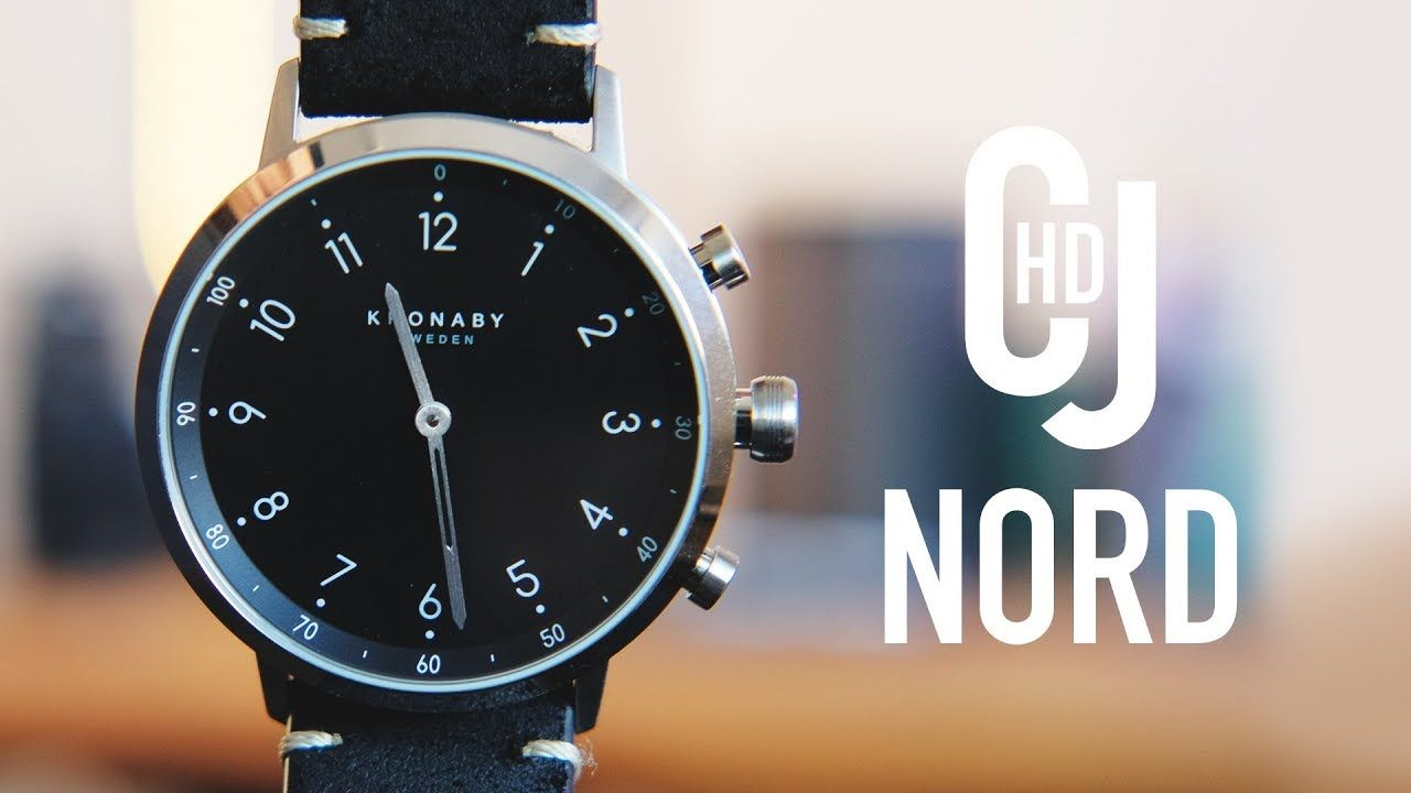 Is This The Best Hybrid Smartwatch? – Kronaby Nord Review