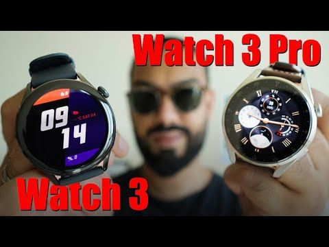HUAWEI Watch 3 and Watch 3 Pro REVIEW – Elegant eSim Smartwatch with Long Battery